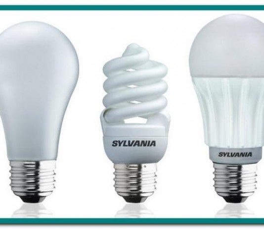 LED bulbs reduce energy consumption by up to 90%