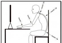 The sedentary lifestyle is not good for your body