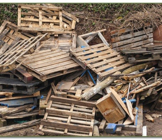 The end of the road for single use pallets...