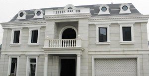 This 1100m2 (11,900sf) villa has been 3D printed at a cost of $USD160,000!