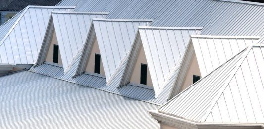 A roofing material that REDUCES temperatures!