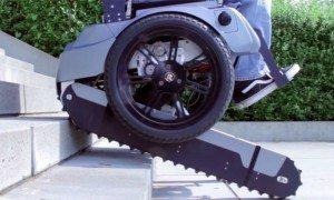 Self-Balancing Wheelchair