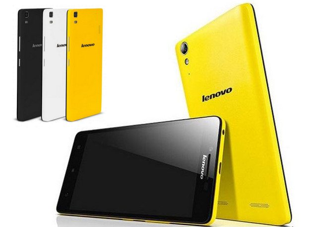 Lenovo K3 Note colour choices