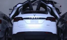 Tesla's Model X rewrites more than the SUV rule book!