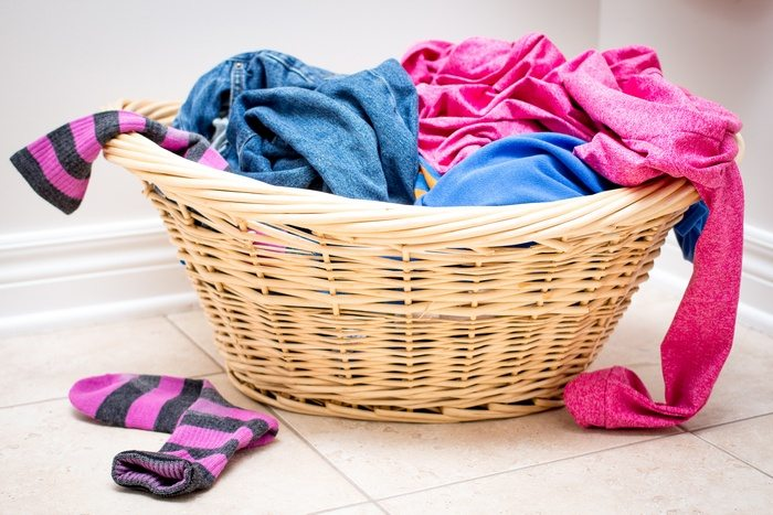 The never ending chore - laundry!