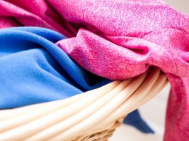 Laundry - the daily chore!