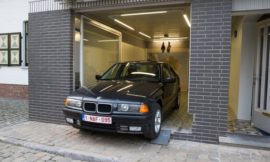 The Secret Garage Door
