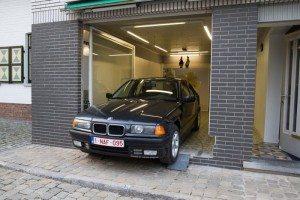 Secret Garage Door