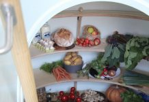 Groundfridge root cellar