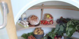 Groundfridge root cellar