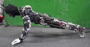 Kengoro - the robot that sweats!