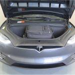Tesla Model X front storage