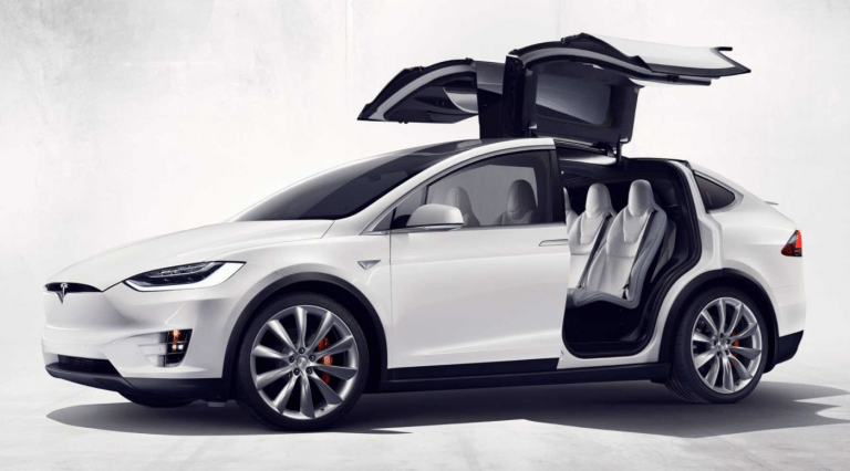 The Tesla Model X is the safest SUV ever built