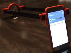 Kavya's 3D printed technology for diagnosing diabetic retinopathy