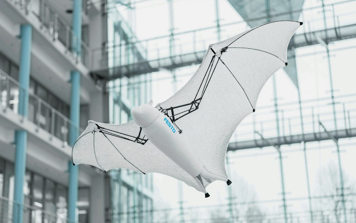 What makes a robotic flying fox special?