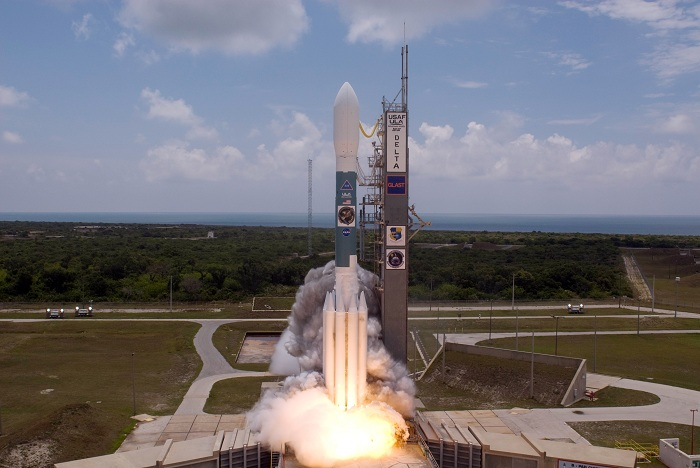 Fermi space telescope launched into orbit in 2008