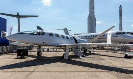 Start-Up Announces Order for First Electric Plane for Commercial Air Travel