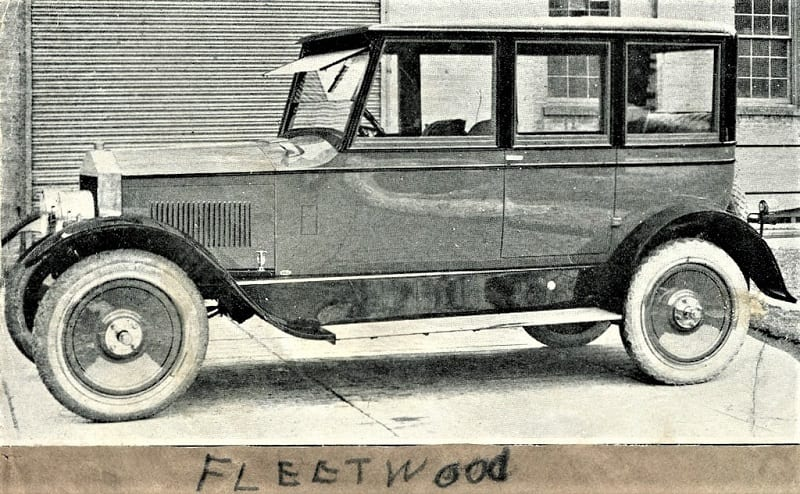 In 1922, Cadillac became the first car company ever to offer windscreen wipers as standard fit on their cars.