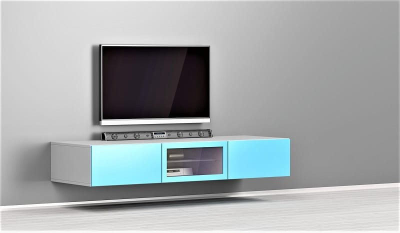 Setting up a soundbar requires less fuss and detailed attention.