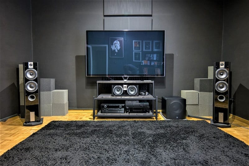If you want the best sound for your TV, you'll need to invest in a full-blown surround-sound system.