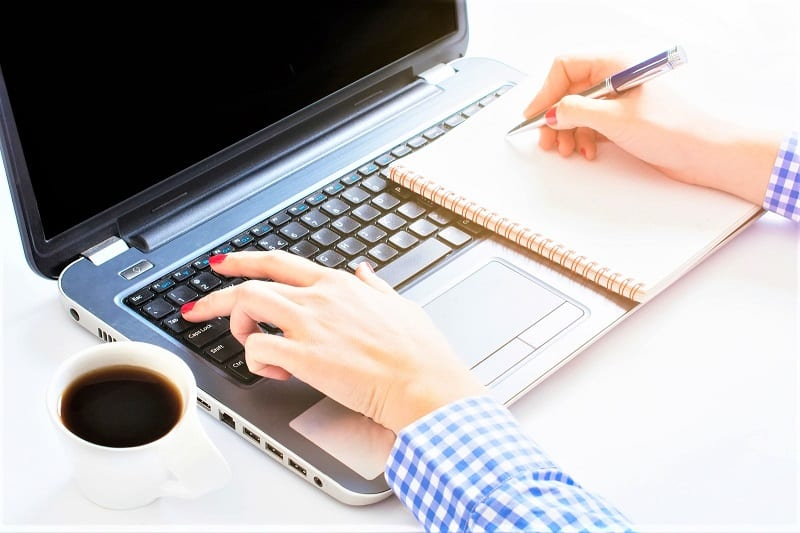 Able-bodied adults can type on a full keyboard at an average of about 40 words per minute.